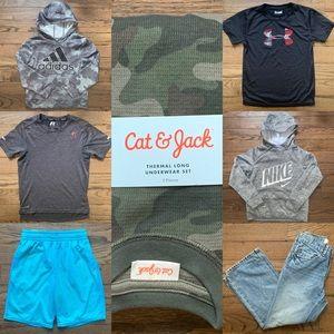 Lot Bundle of Boys size 7 / 8 Clothes